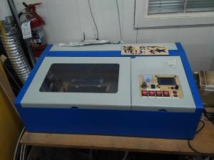 K40 40W CO2 Laser Cutter - Make Nashville (Unofficial) Wiki