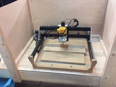 Carve King CNC router